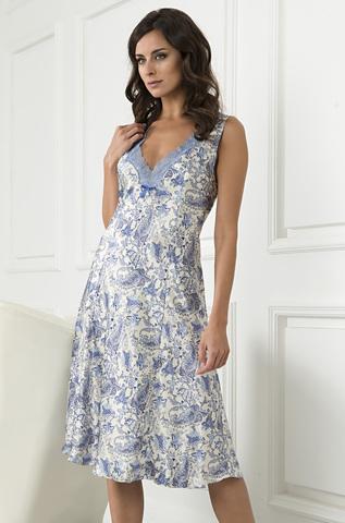 Сорочка женская шелковая MIA-Amore Дольче Вита  5918