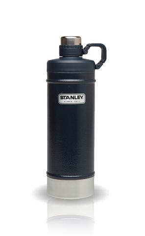 Термобутылка Stanley Classic (0,62 литра), синяя