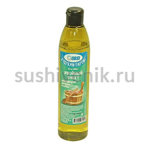 Ароматизатор на основе эфирного масла ХВОЯ