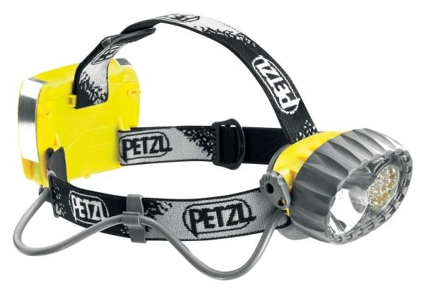 Фонарь налобный Pzl Duo LED 5 E69