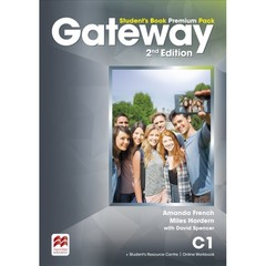 Gateway Second Edition C1 Student's Book Premiu...