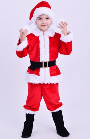 Костюм Санта Клаус детский