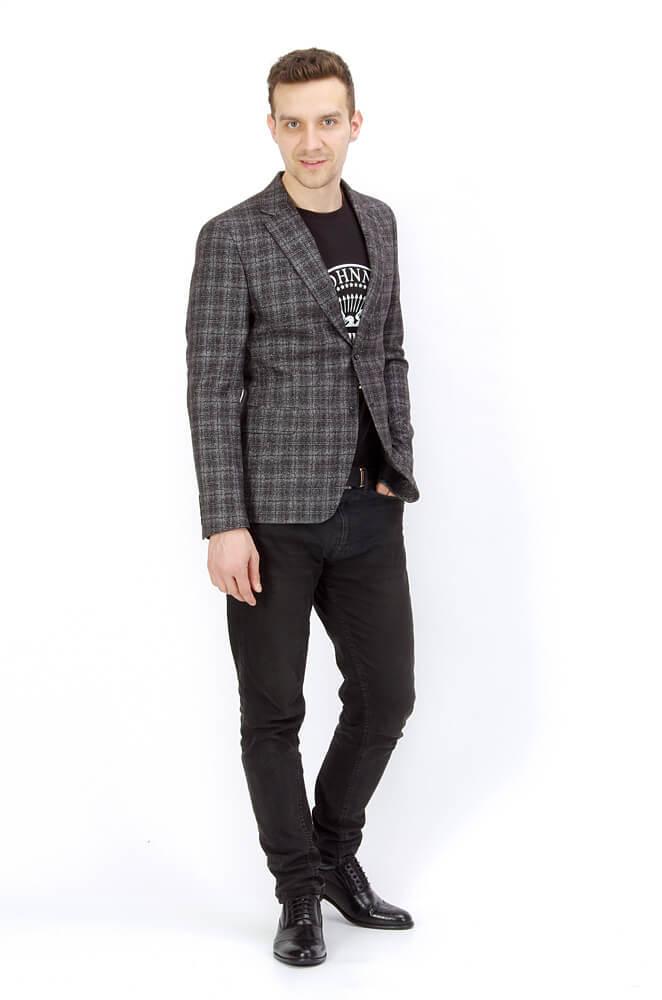 Пиджаки Slim fit ANTONIO ROSSI / Пиджак slim fit IMGP8979.jpg