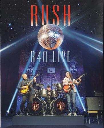 RUSH: R40 Live (+Cd)