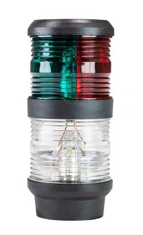 Огонь ходовой комбинированный светодиодный (топовый, красный, зеленый)