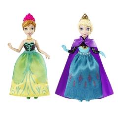 Куклы Анна и Эльза Холодное Сердце