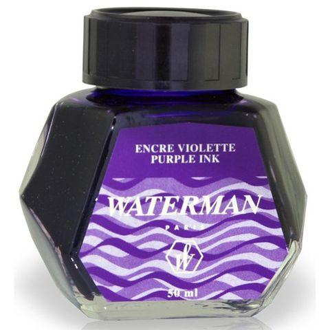 Флакон Waterman (S0110750) c пурпурными чернилами