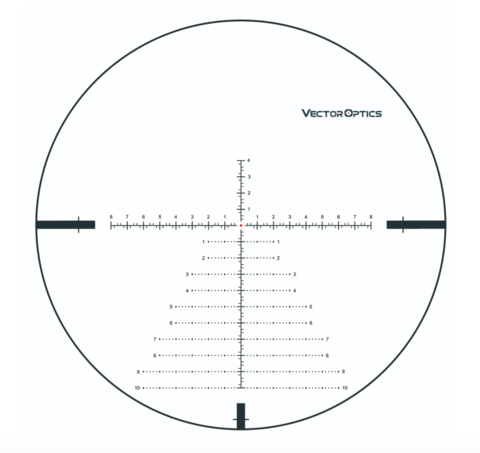 Vector Optics Continental 4-24х56 FFP ED Zero Stop 34мм