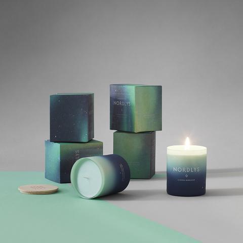 Набор из 3 ароматических свечей NORDEN mini по 55 г
