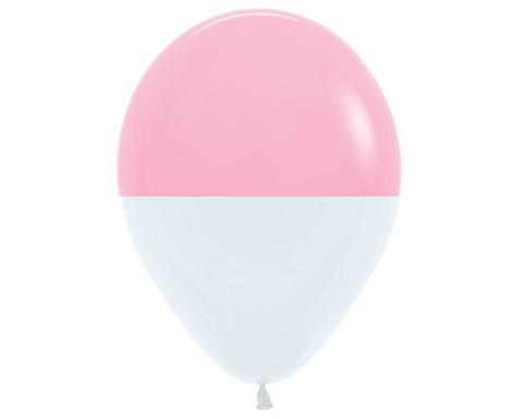 Шар Биколор (Розовый)