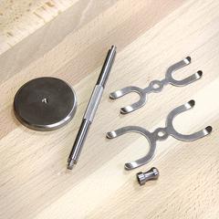 Подставка для четырех предметов (два помазка + два станка)