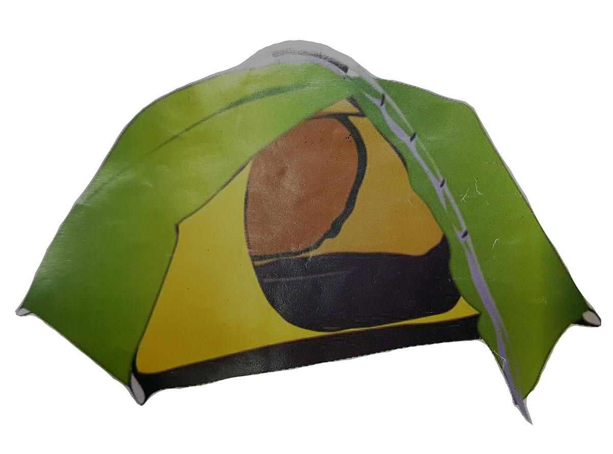 Палатка Cassiopea Al (уценка)