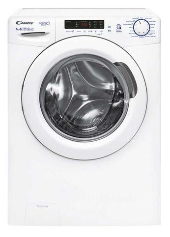 Узкая стиральная машина с фронтальной загрузкой CANDY MCSS4 1262D3/2-07