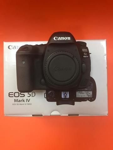 Canon EOS 5D Mark IV Body  Гарантия магазина 1 год.