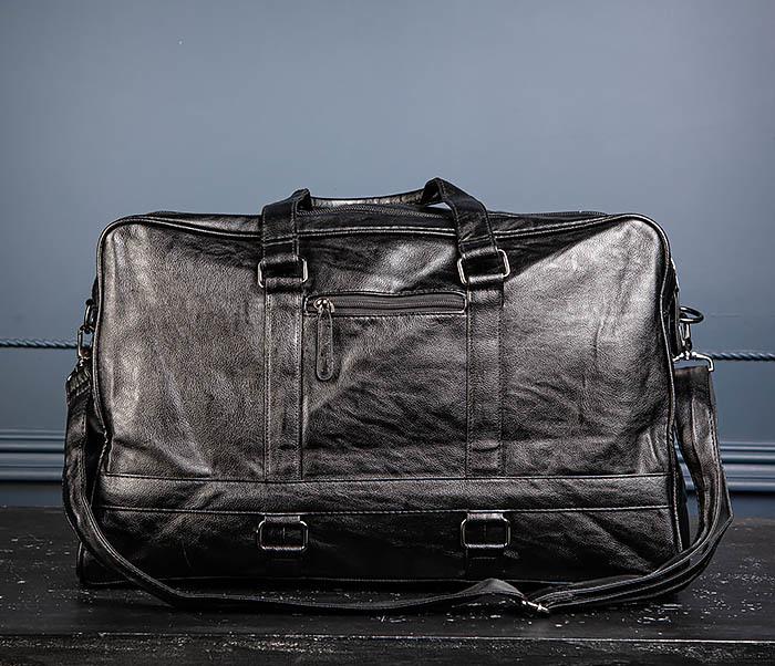 BAG549 Большая дорожная сумка из кожи фото 10