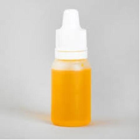 Водорастворимый краситель «Желтый» (жидкий, синтетический) 10мл