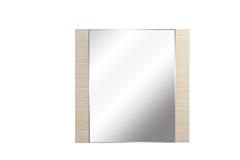 Зеркало Stella Polar Симона 80х80, зебрано светл.