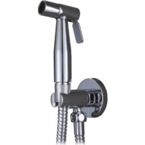 Гигиенический набор KAISER SH-347 металл (хром)