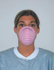 Одноразовые хирургические маски Surgical Molded (50 шт.) А.01.06.