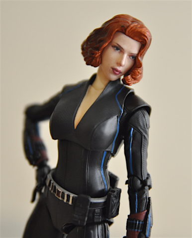 Мстители: Эра Альтрона фигурка Чёрная вдова