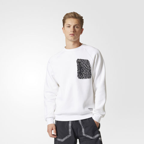 Свитшот мужской adidas ORIGINALS CREW NMD