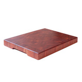 Доска торцевая разделочная, сапеле 40 х 30 х 4 см, артикул TD00703, производитель - Origins Wood