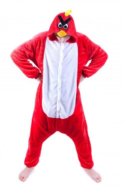Плюшевые пижамы Кигуруми Angry Birds 339251210fda12245a69024a4a701e7b.jpg