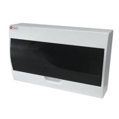 Щит распределительный на стену, на 36 модулей 460х271х100мм IP40. Ecoplast (Экопласт). 46136