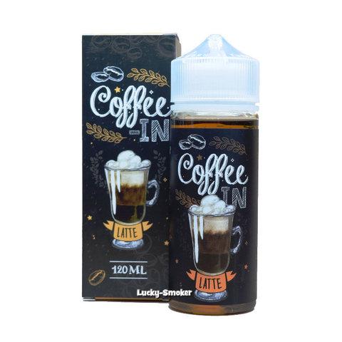 Жидкость Coffee-in 120 мл Latte