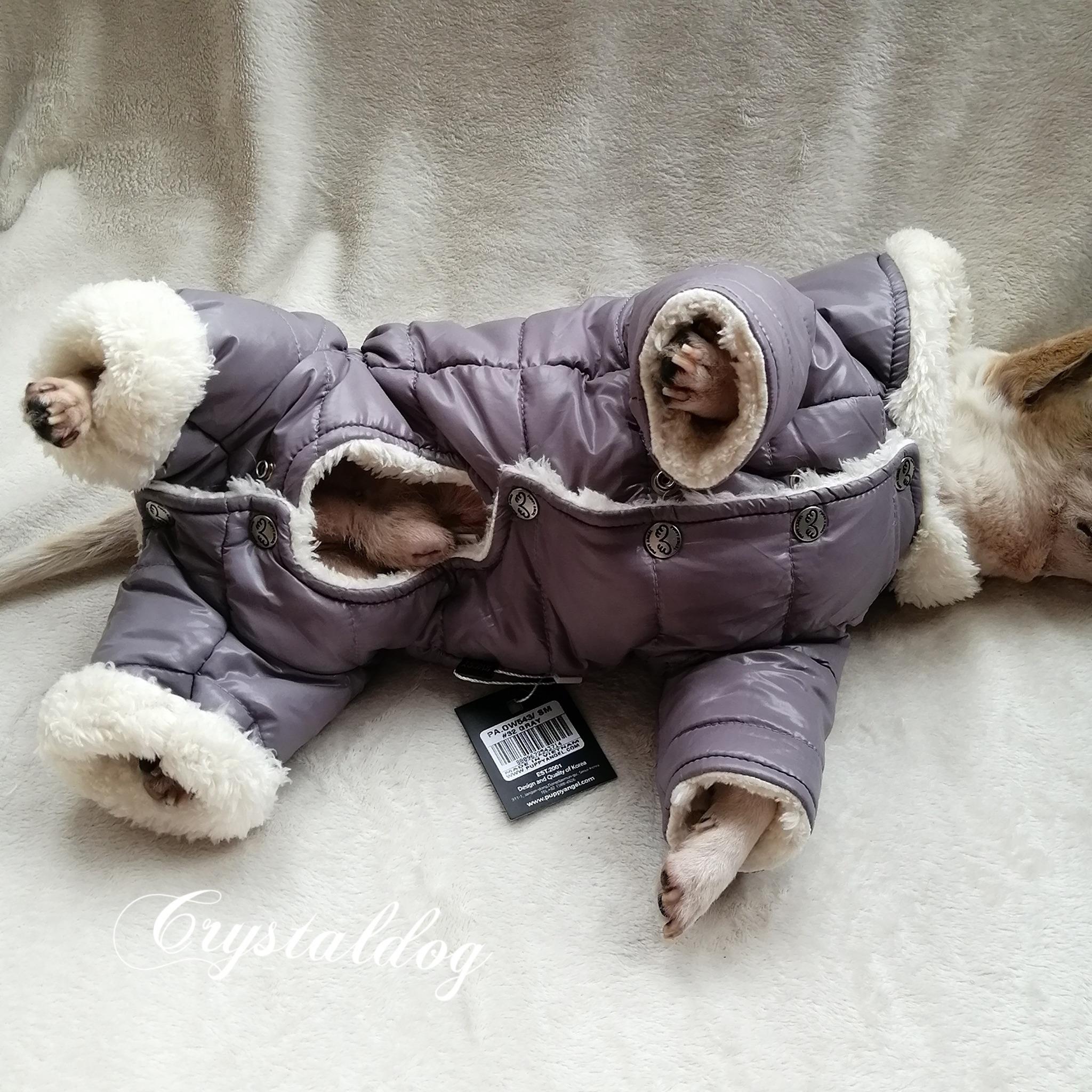 543 PA - Комбинезоны для собак