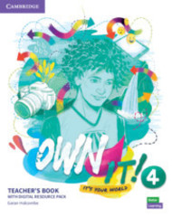 Own it! 4 Teacher's Book with Digital Resource ...