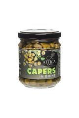 Каперсы в рассоле Attica Food 180 гр