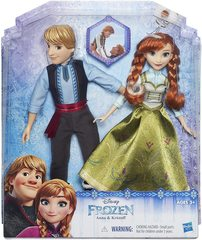 Куклы Анна и Кристофф Disney Frozen