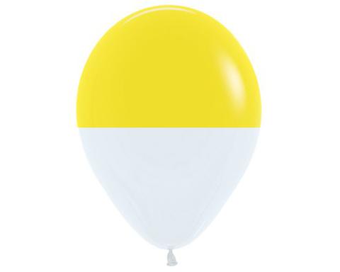 Шар Биколор (Желтый)