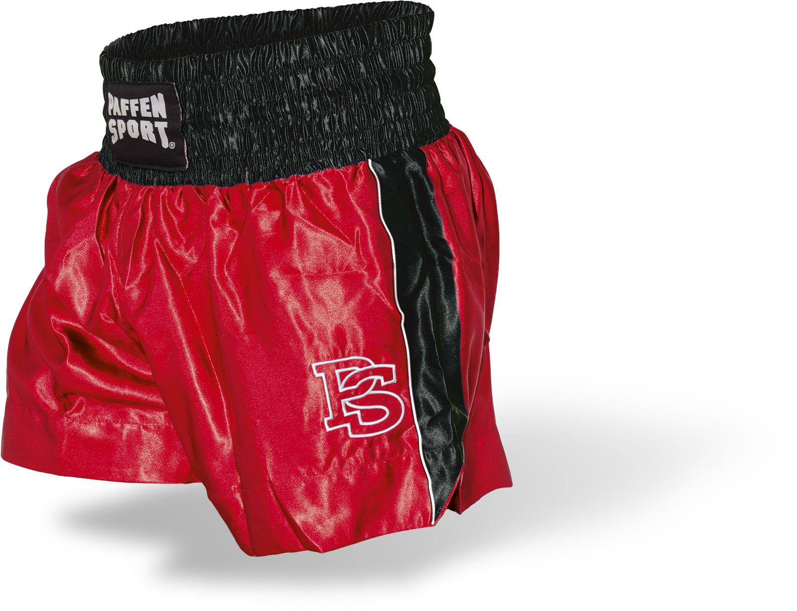Тайские шорты для соревнований Paffen Sport