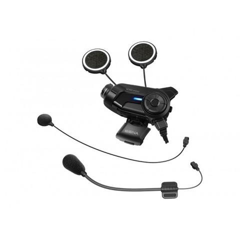 Bluetooth мотогарнитура и экшн-камера QHD SENA 10C PRO