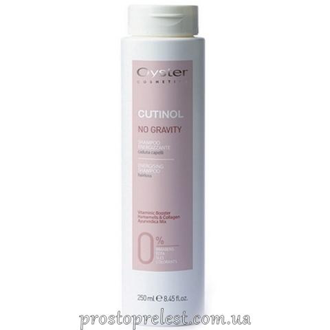 Oyster Cutinol No Gravity Shampoo - Шампунь против выпадения волос