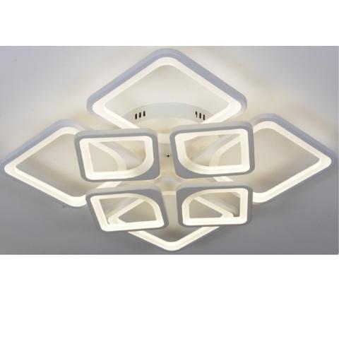 Потолочная светодиодная люстра MX-10005/4+4-184