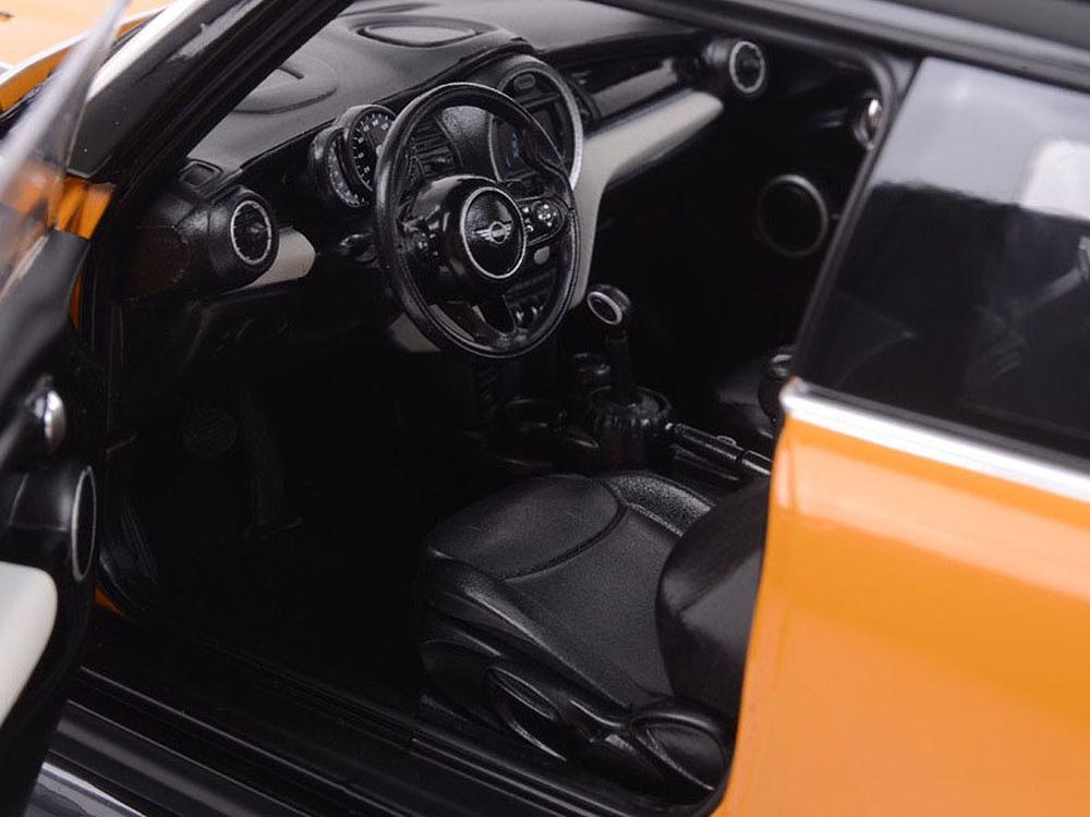 Коллекционная модель Mini Cooper S (F56) 2016