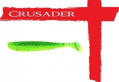 Виброхвост Crusader No.06 80мм, цв.202, 10шт.