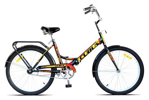 Велосипед CUBUS COMPACT 240