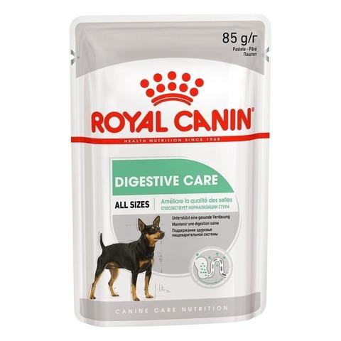 Влажный корм Royal Canin Digestive Care для собак с чувствительным пищеварением - 85 г