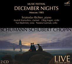 RICHTER, SVIATOSLAV: Schumann, Schubert, Chopin – December Nights