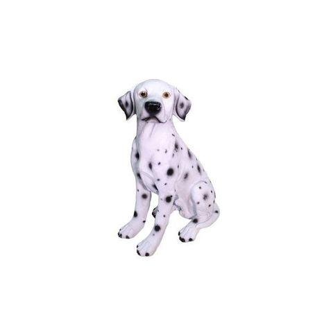 Фигурка садовая Собака Долматин средний 36x25см