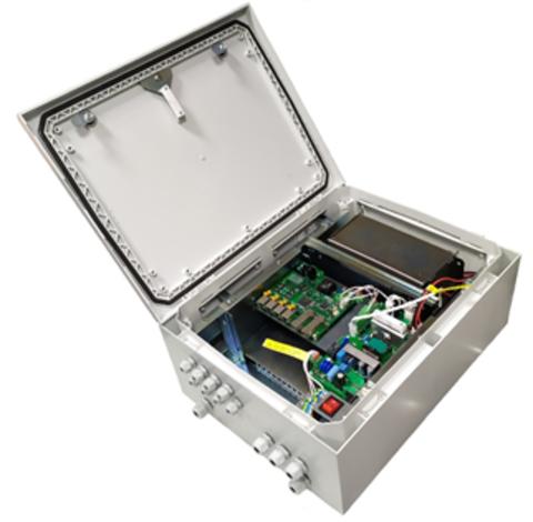 Коммутатор TFortis PSW-2G8F+UPS-Box