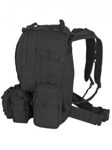Рюкзак Тактический FORTRESS с напоясной сумкой и 2 подсумками (40 л)
