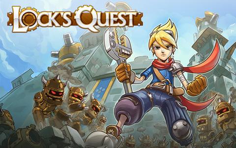 Lock's Quest (для ПК, цифровой ключ)
