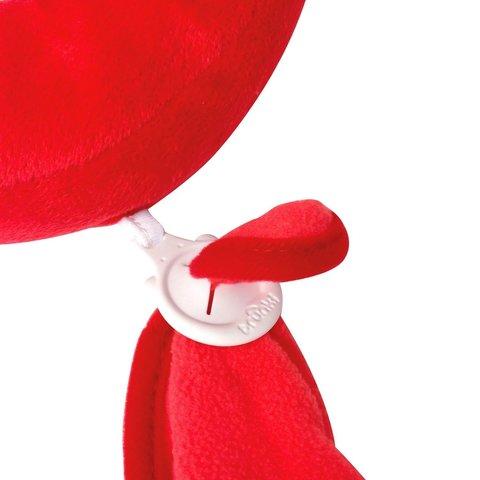 Подголовник детский Yondi Лис, красный