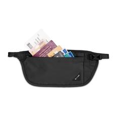 Сумка кошелек на пояс Pacsafe Coversafe V100 Светло-серый - 2