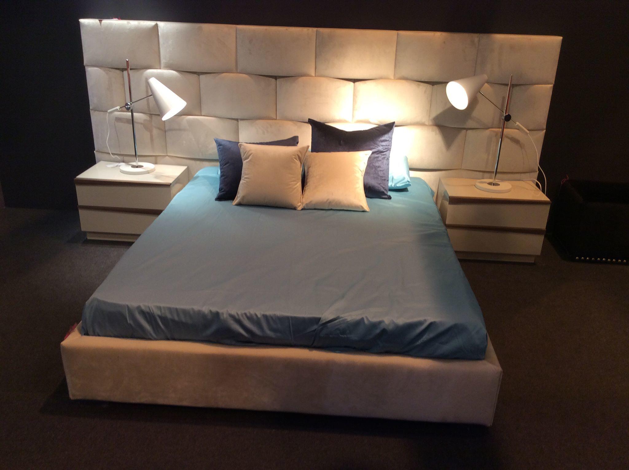 Кровать Dupen (Дюпен) 644 BERLIN MURAL